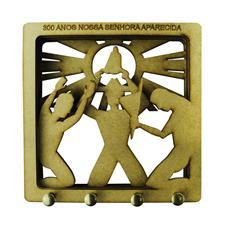 Porta Chave de MDF Jubileu 300 Anos
