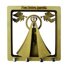 Porta Chave de MDF Nossa Senhora Aparecida