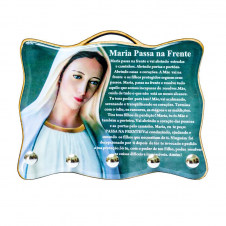 Imagem - Porta Chave - Maria Passa na Frente cód: 17577928