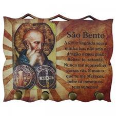 Imagem - Porta Chave de São Bento cód: PCSB