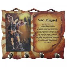 Imagem - Porta Chave de São Miguel cód: PSCM