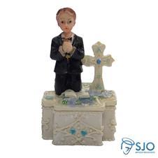 Porta Jóias de Resina - Eucaristia - Masc.