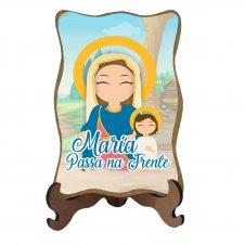 Imagem - Porta Retrato Maria Passa na Frente Infantil cód: 514270991859
