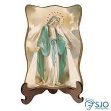 Porta-Retrato Nossa Senhora das Graças - Modelo 2