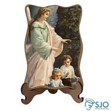 Imagem - Porta-Retrato Anjo da Guarda - Modelo 3 cód: 12354506