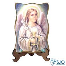 Imagem - Porta-Retrato Anjo Eucaristia - 19898429