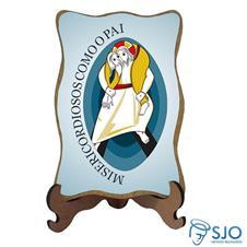Imagem - Porta-Retrato Ano Santo da Misericórdia - Modelo 01 cód: 19782325