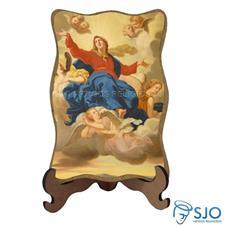 Imagem - Porta-Retrato Nossa Senhora da Assunção - Modelo 1 - 14888462