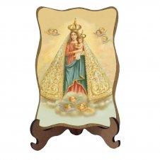 Imagem - Porta Retrato de Nossa Senhora de Nazaré cód: 18731669