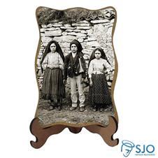 Porta-Retrato Meninos de Fátima