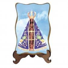 Imagem - Porta-Retrato Nossa Senhora Aparecida - Modelo 1 cód: 17973854