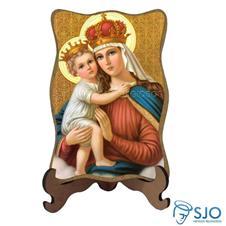 Porta-Retrato Nossa Senhora Auxiliadora - Modelo 1