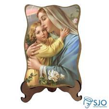 Imagem - Porta-Retrato Nossa Senhora do Bom Parto - 17713971