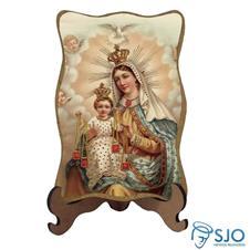 Porta-Retrato Nossa Senhora do Carmo - Modelo 1