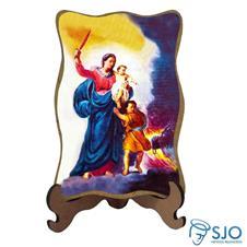 Imagem - Porta-Retrato Nossa Senhora da Defesa cód: 16983067