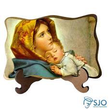 Porta-Retrato Nossa Senhora da Divina Providência - Modelo 2