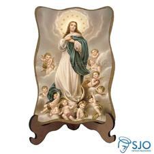 Porta-Retrato Nossa Senhora da Imaculada Conceição - Modelo 1