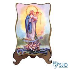 Imagem - Porta-Retrato Nossa Senhora dos Navegantes cód: 14804888