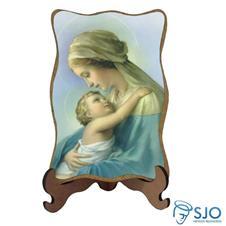 Imagem - Porta-Retrato Nossa Senhora do Abraço cód: 12035756