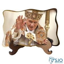 Imagem - Porta-Retrato Papa Bento XVI cód: 16986369
