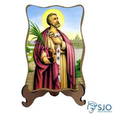 Imagem - Porta-Retrato São Pedro - Modelo 4 cód: 13550065