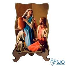 Imagem - Porta-Retrato Santa Marta - 16655103