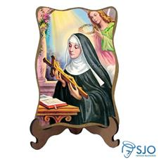 Imagem - Porta-Retrato Santa Rita - Modelo 1 cód: 12192567