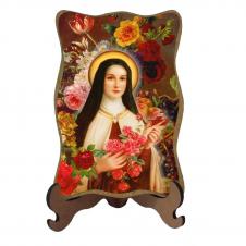 Imagem - Porta-Retrato Santa Terezinha - Modelo 1 - 14563879