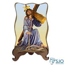 Imagem - Porta-Retrato Bom Jesus dos Passos - Modelo 1 - 15314979