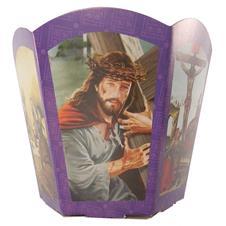 Protetor de Vela - Semana Santa