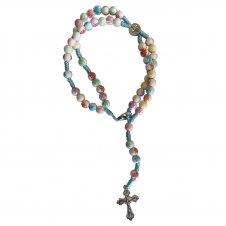 Imagem - Pulseira Infantil com Crucifixo   cód: MK-13-1001