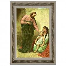 Imagem - Quadro Religioso Jesus Cura cód: 16227438