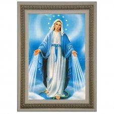 Imagem - Quadro Religioso Nossa Senhora das Graças - 70 x 50 cm cód: 19342245
