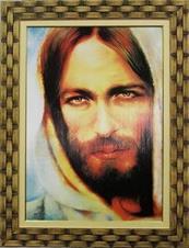 Imagem - Quadro Religioso Jesus do Nazareno - 70 x 50 cm cód: 1027-56