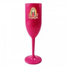 Imagem - Taça Acrílica de Nossa Senhora de Guadalupe Infantil cód: TANSGI2R