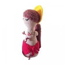 Imagem - Boneco de Crochê - São Sebastião cód: BCSS