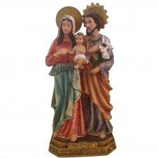 Imagem - Imagem de Resina Sagrada Família - 9 cm  cód: 19911503