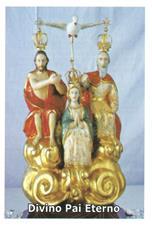Santinhos de oração do Divino Pai Eterno