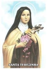 Imagem - Santinhos de Oração Santa Terezinha - 12114138