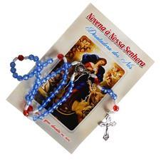 Imagem - Terço com Folheto Nossa Senhora Desatadora dos Nós cód: 18219388