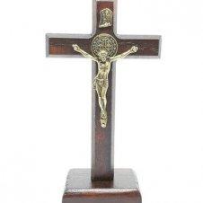Imagem - Cruz de Libertação de Mesa 12 cm cód: 6161