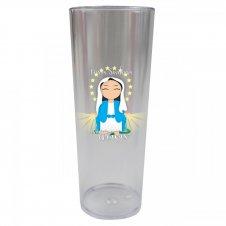 Imagem - Copo Long Drink Nossa Senhora das Graças Infantil cód: CLDNSGIT