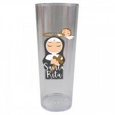 Imagem - Copo Long Drink Santa Rita Infantil cód: CLDSRIT