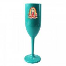 Imagem - Taça Acrílica de Nossa Senhora de Guadalupe Infantil cód: TANSGI2T