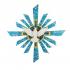 Divino Espírito Santo de Parede  | Cor: Vermelho