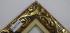 Quadro Religioso Face de Jesus - 70 x 50 cm - Mod. 3 6