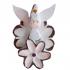 Divino Espírito Santo de Parede - 10 cm