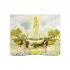 Cartão com Medalha de Nossa Senhora de Fátima 2