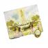 Cartão com Medalha de Nossa Senhora de Fátima