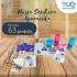 Kit Nossa Senhora Aparecida com 63 produtos
